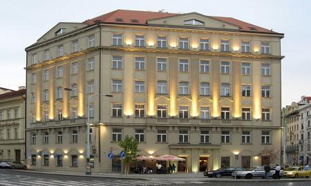 987 hotel 4 prague czech republic incoming tour for Design hotel 987