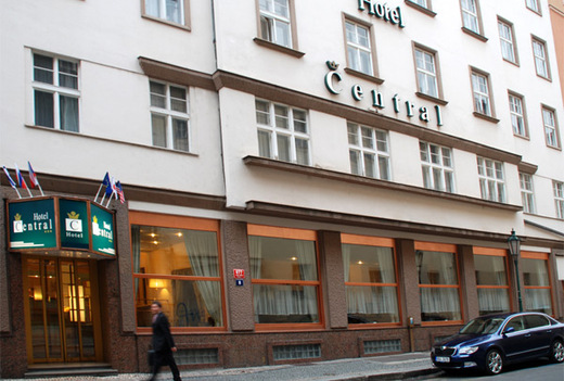 Central hotel 3 prague czech republic incoming tour for Europe hotel prague
